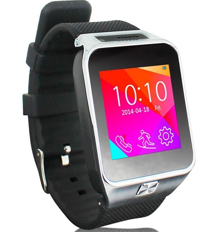 celular smartwatch con camara y bluetooth
