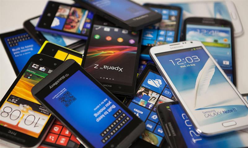 smartphones android estados unidos