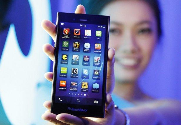 Venta de Celular BlackBerry Z3