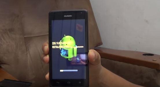 Actualizar Huawei Y530