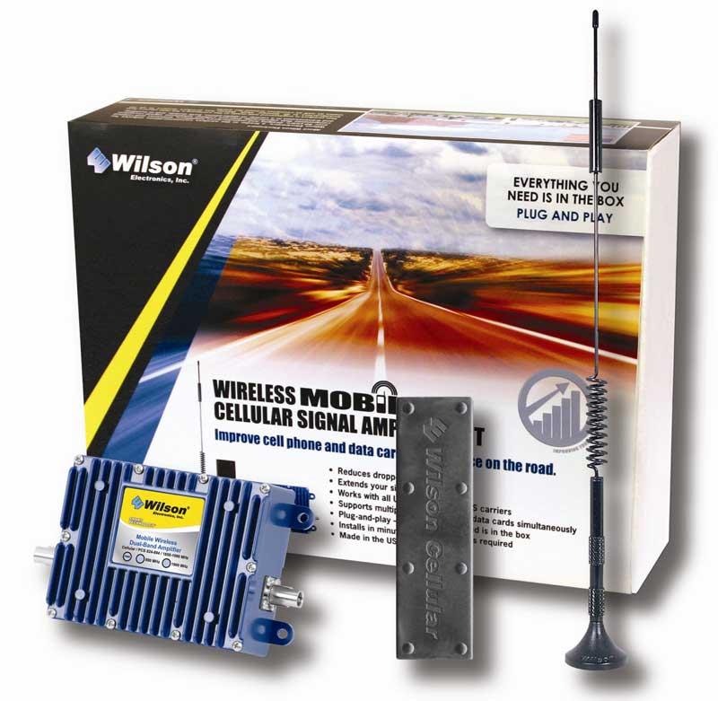 amplificador portatil para señal celular movil