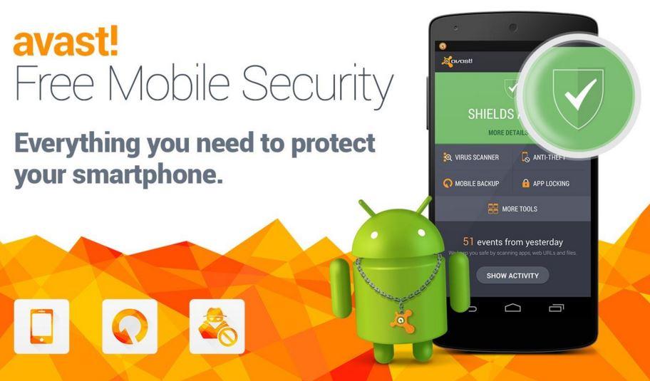 antivirus para telefono android