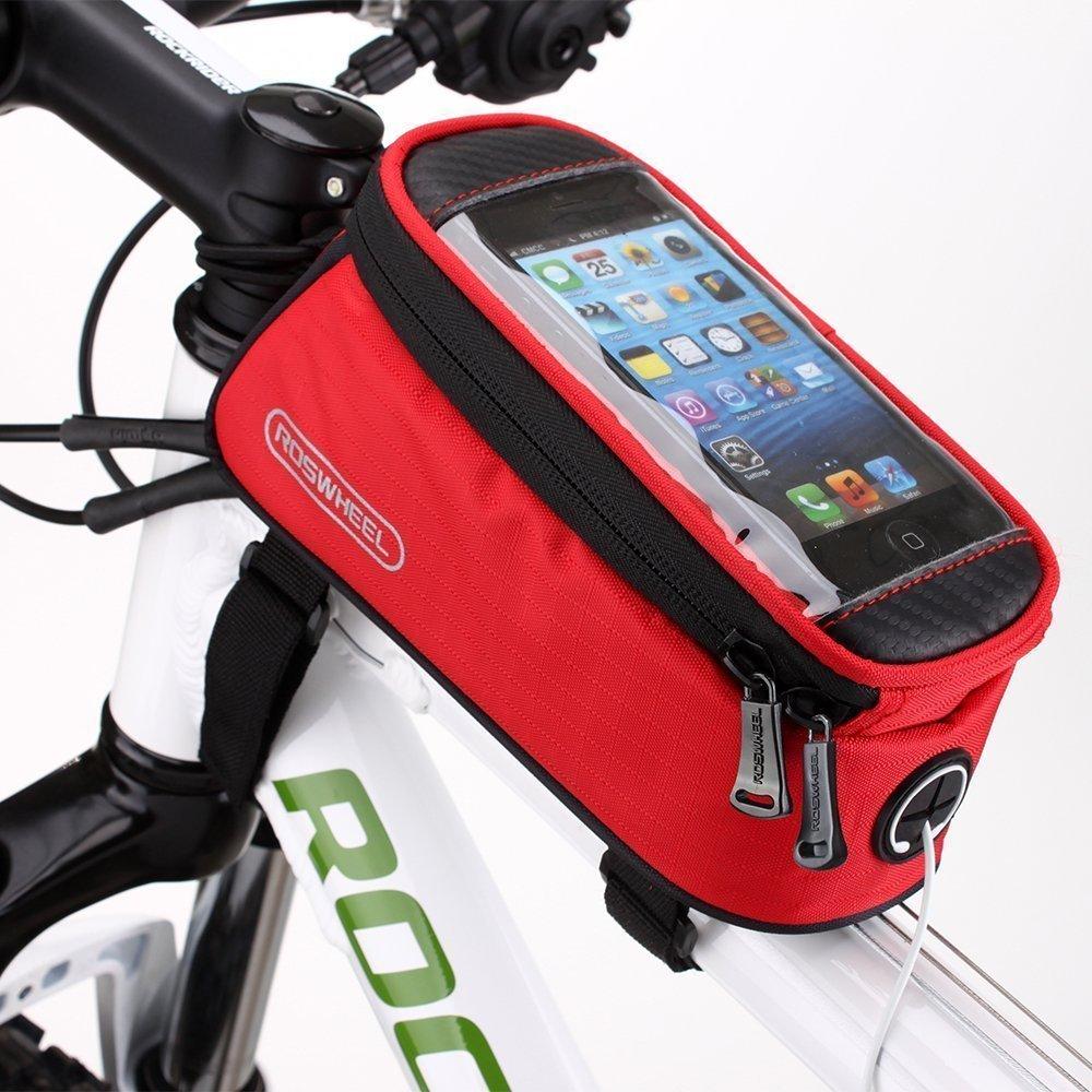 bolso de celular para bicicleta
