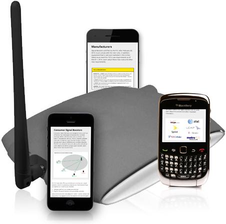 booster para telefonos celulares