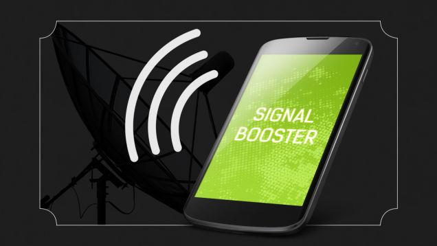como funciona el booster para el celular