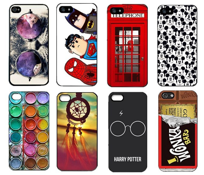 Estuches para celulares y smartphones for Cell phone cover design ideas