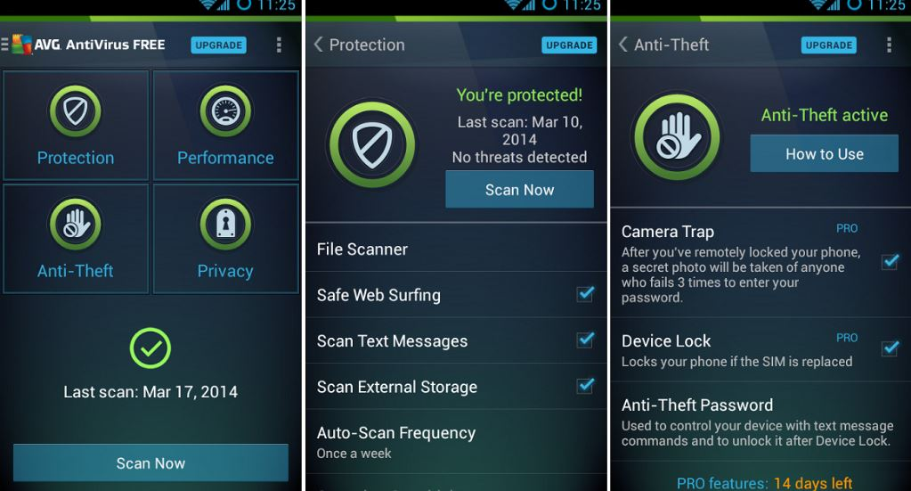 mejor antivirus para telefono celular