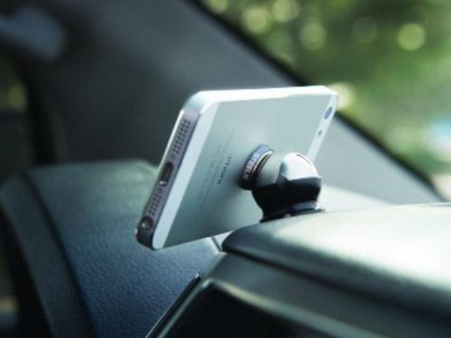 soporte con iman para telefono celular