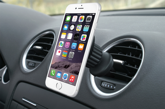 soporte de celular iphone para el coche
