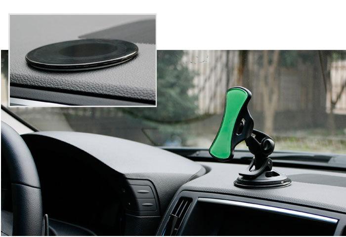 soporte para el telefono celular en el auto