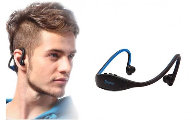 manos libres con auriculares bluetooth