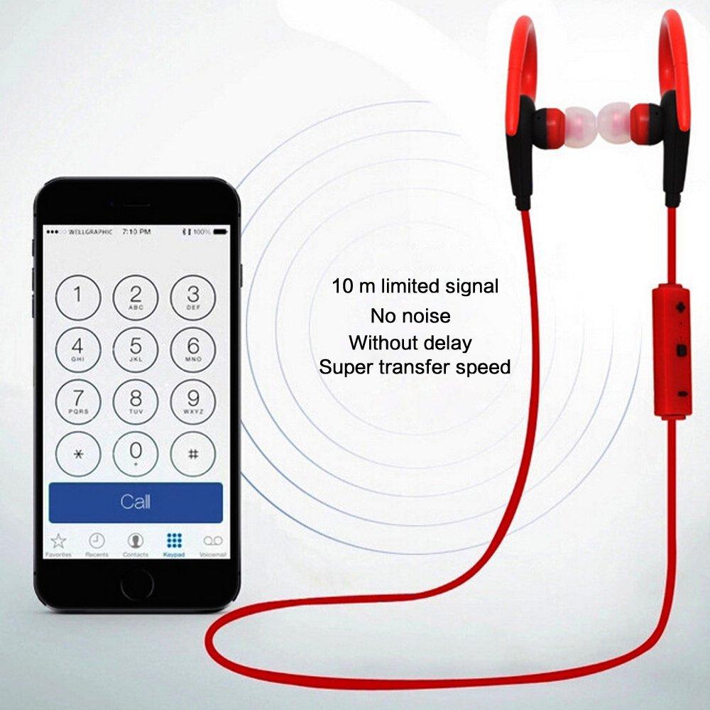 audifonos inalambricos para correy y hacer ejercicio baratos