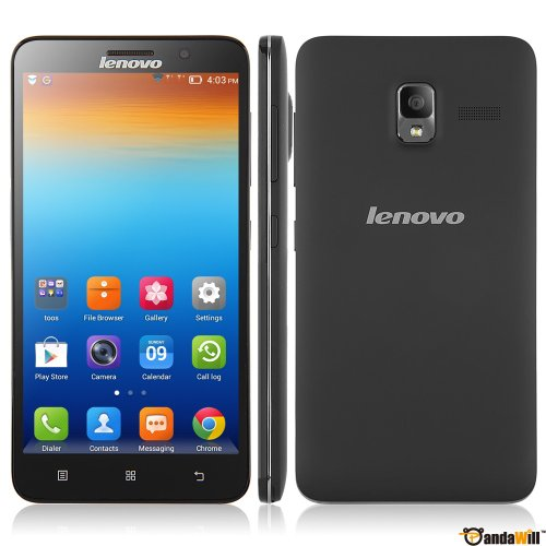 55-inch-Unlocked-Lenovo-A850-3g-Smartphone-960x540-Quad-Core-4gb-Mt6582m-1331mhz-Android-42-Dual-Camera-Dual-SIM-Rooted-Google-Play-0