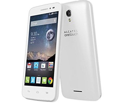 Alcatel-Onetouch-Pop-Astro-Android-44-Kitkat-Smartphone-White-4g-Lte-5mp-Camera-45-Hd-Display-T-mobile-Simple-Mobile-Ultra-Mobile-Lyca-Mobile-0