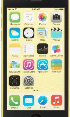 Apple-iPhone-5c-16GB-Yellow-Unlocked-0