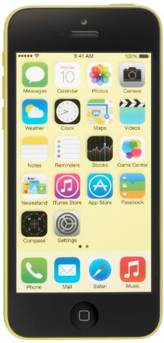 Apple-iPhone-5c-16GB-Yellow-Unlocked-0