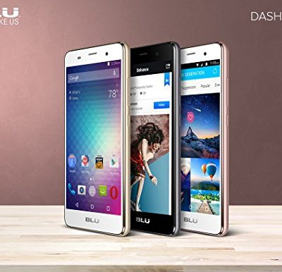 BLU-Dash-X2-D110U-Android-60-Marshmallow-3G-HSPA-8MP-Main-Camera-QuadCore-Processor-with-8GB-Internal-Memory-5-HD-Display-Factory-Unlocked-GSM-Phone-D110-0