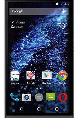 BLU-Life-X8-L010Q-Unlocked-GSM-Dual-SIM-Octa-Core-Smartphone-w-8MP-Camera-Black-Certified-Refurbished-0
