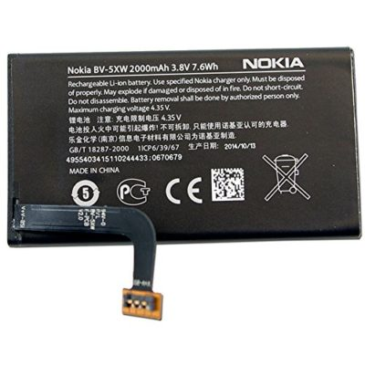 Bestcompu-New-Genuine-Nokia-Lumia-1020-909-EOS-ELVIS-38V-2000mAh-Battery-BV5XW-BV-5XW-0