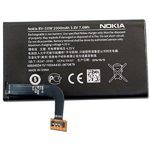 Bestcompu-New-Genuine-Nokia-Lumia-1020-909-EOS-ELVIS-38V-2000mAh-Battery-BV5XW-BV-5XW-0