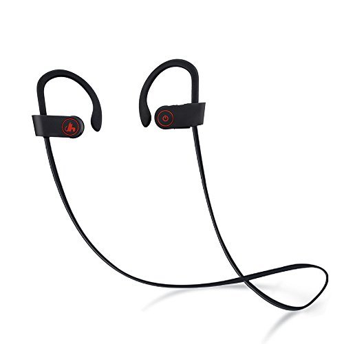 Bluetooth-Headset-U8-IPX4-Waterproof-Sweatproof-Wireless-Sports-Earbuds-with-Mic-and-Noise-Cancelling-for-iPhone-Samsung-and-Android-PhonesBlack-0