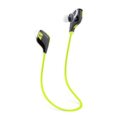 Cellaller-Bluetooth-Wireless-Noise-Cancelling-Sweat-Proof-Sports-Headphones-with-Microphone-Green-0