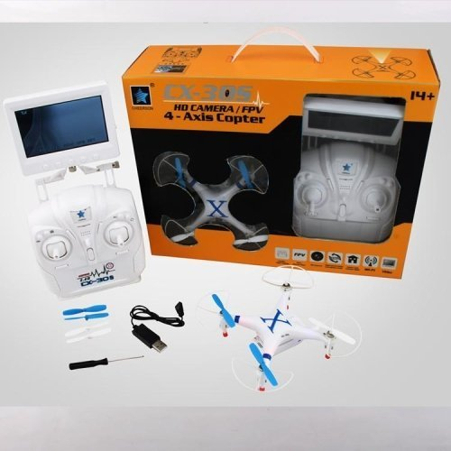 Cheerson-CX-30S-FPV-Drones-with-Camera-24G-4CH-RC-quadcopter-with-Camera-HD-0