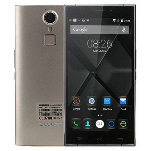 DOOGEE-F5-55-Inch-Android-51-Unlocked-Smartphone-MT6753-Octa-core-13GHz-3GB-RAM-16GB-ROM-GSM-WCDMA-FDD-LTE-0