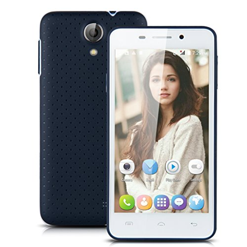 DOOGEE-LEO-DG280-45-IPS-FWVGA-Screen-MTK6582-13GHz-Quad-core-Quadband-Dual-SIM-Dual-Standby-Anroid44-RAM-1G-ROM-8G-Cellphone-Mobile-Phone-3G-Phone-Smartphone-with-Smart-Wake-Rugged-back-cover-APP-encr-0-4