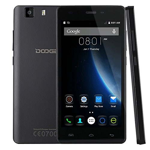 DOOGEE-X5-Pro-4G-FDD-LTE-RAM-2GBROM-16GB-50-inch-Android-51-Smart-Phone-MT6735-Quad-Core-10GHz-Unlocked-Cell-Phone-0
