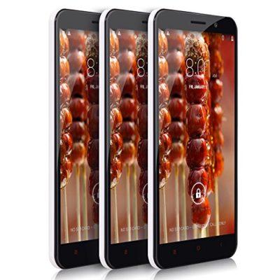 HQ-N880-Unlocked-55-QHD-IPS-Smartphone-Android-511-MTK6580-Quad-Core-12GHz-RAM-512MB-ROM-4GB-WCDMA-GPS-Cell-Phone-BlackWhitePinkOrangeGold-0