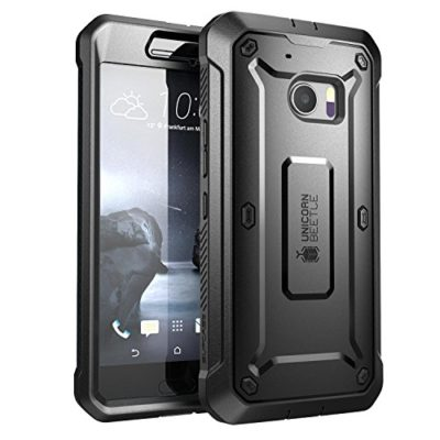 HTC-10-Case-SUPCASE-Full-body-Rugged-Holster-Case-with-Built-in-Screen-Protector-for-HTC-10-2016-Release-Unicorn-Beetle-PRO-Series-0