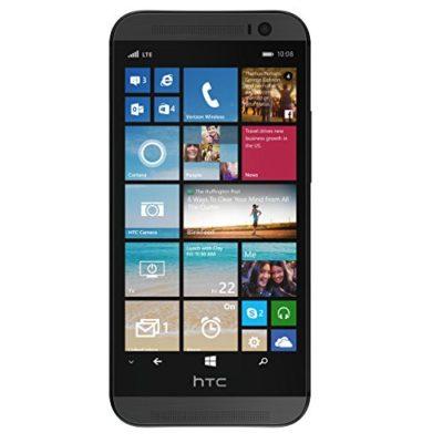 HTC-One-M8-32GB-Unlocked-GSM-4G-LTE-Windows-81-Smartphone-Gunmetal-Grey-Certified-Refurbished-0