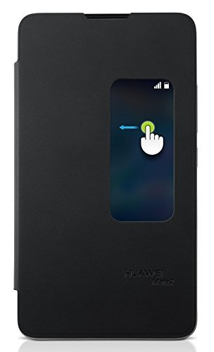 HUAWEI-Ascend-Mate-2-including-MT2-L03-Flip-Cover-CaseCover-with-Visual-Window-0