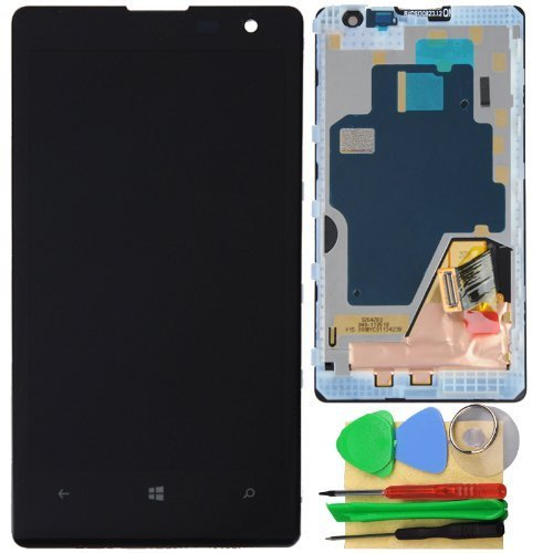 High-Quality-Replacement-Touch-Screen-Digitizer-LCD-Full-Assembly-with-Frame-for-Nokia-Lumia-1020-0
