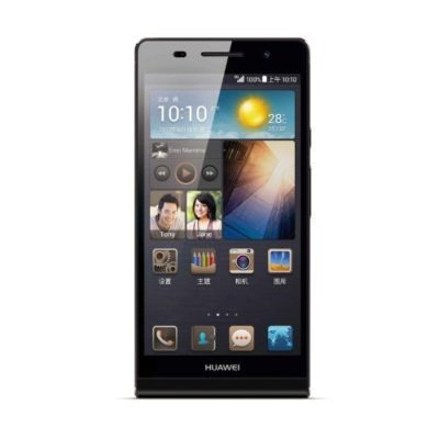 Huawei-Ascend-P6-Unlocked-smartphone-15GHz-Quad-core-K3V2E-618mm-Thickness-0