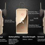 Indigi-1-Gift-Idea-Unisex-Bluetooth-Smart-Watch-Phone-Stylish-Leather-Band-OLED-Touch-Display-Black-0-1
