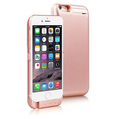 Indigi-10000mAh-PowerBank-Case-Rechargeable-Protective-Battery-Case-iPhone-6s-Rose-Gold-0