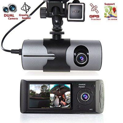 Indigi-27-TFT-LCD-HD-Dash-Cam-DualCam-Car-DVR-w-GPS-Tracker-Google-Maps-G-Sensor-0