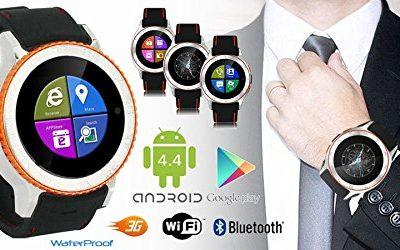 Indigi-3G-Smart-Watch-Phone-WaterProof-Android-44-WiFi-GPS-Google-PlayStore-Unlocked-0-0