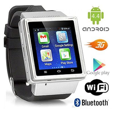 Indigi-3G-SmartWatch-Phone-Android-44-WiFi-GPS-Google-PlayStore-Unlocked-ATT-T-mobile-0