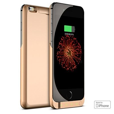 Indigi-Gold-10000mAh-PowerBank-Rechargeable-Protective-Battery-Case-iPhone-6-6s-Plus-0