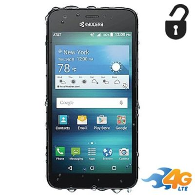 Kyocera-Hydro-Air-4G-LTE-Unlocked-GSM-8GB-Waterproof-Lcd-50-5mp-Flash-Camera-0