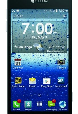 Kyocera-Hydro-Vibe-Charcoal-Gray-8GB-Sprint-0