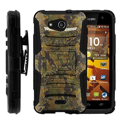 Kyocera-Hydro-Wave-Case-Kyocera-Hydro-Wave-Holster-Two-Layer-Hybrid-Armor-Hard-Cover-with-Kickstand-and-Unique-Graphic-Images-for-Kyocera-Hydro-Wave-C6740-by-MINITURTLE-0