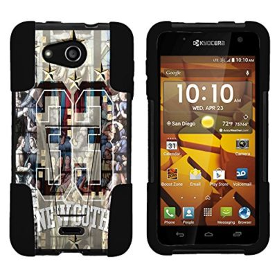 Kyocera-Wave-Full-Body-Fusion-STRIKE-Impact-Kickstand-Case-with-Exclusive-Illustrations-for-Kyocera-Hydro-Wave-C6740-T-Mobile-from-MINITURTLE-Includes-Clear-Screen-Protector-and-Stylus-Pen-0