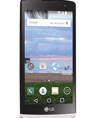 LG-Sunset-L33L-White-Android-Prepaid-Phone-with-Triple-Minutes-Tracfone-0