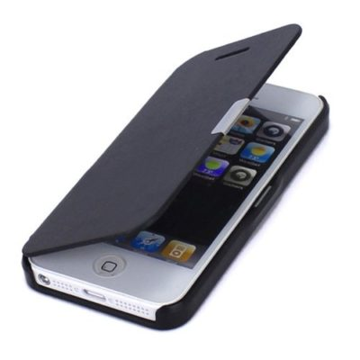 Magnetic-Flip-Synthetic-Leather-Hard-Skin-Pouch-Wallet-Case-Cover-For-Apple-iPhone-5-5S-5G-0