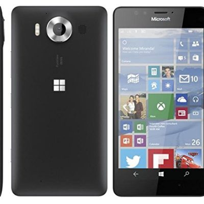NEW-Microsoft-Lumia-950-DS-RM-1118-FACTORY-UNLOCKED-Dual-Sim-52-QHD-20MP-Black-0