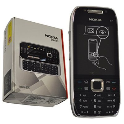 NOKIA-E75-1-50MB-QWERTY-Factory-Unlocked-3G-International-Version-with-No-Warranty-Silver-0